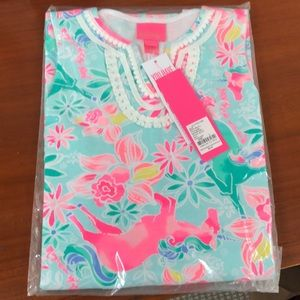Lilly Pulitzer Magical Mary Dress- Size Large